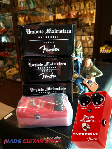 Effect fender yngwie