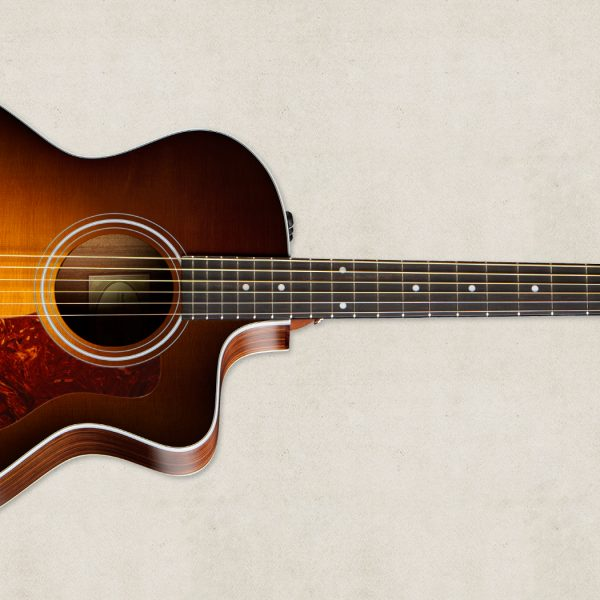 214ce Sunburst Taylor Guitars Large 0