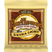 earth wood extra light 010-050