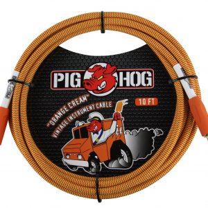 PCH10CC-orange-cream-instrument-cable-10ft