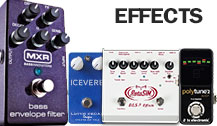 Effects & Pedals
