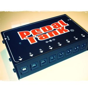 PedalTank Multiple DC Regulated