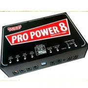 Pedaltank PRO POWER 8+ Isolate AC DC power supply