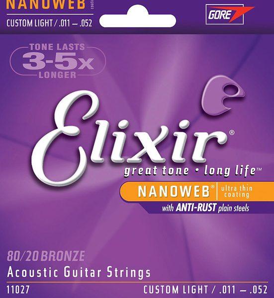 Elixir-80-20Bronze-Nano-No.11-52-11027